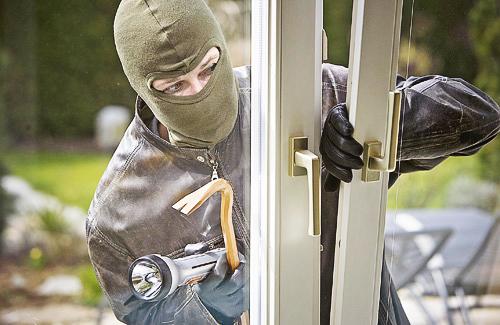 Crecen un 20% los robos con fuerza en los domicilios